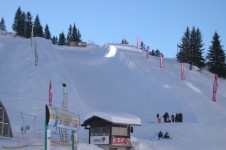 Snowboarders and freestyle skiiers are well looked after in Le Portes du Soleil