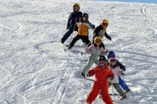 Leysin, a great destination to learn to ski