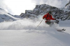 There is lots of safe off piste terrain for Advanced skiers to pursue in Le Grand Bornand