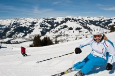 With a huge area to discover, intermediates will enjoy the sense of travel when skiing Gstaad.