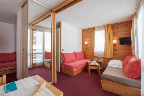 Studio - Sleeps 4 -  Beryl-Emeraude - Belle Plagne
