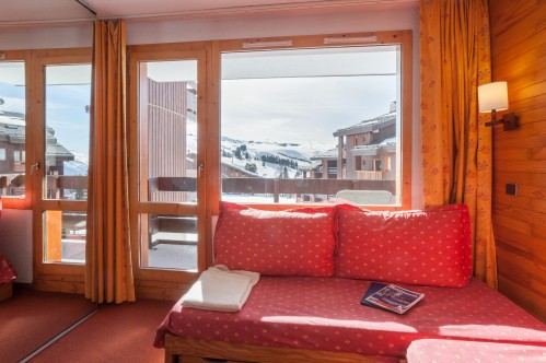 1 Bedroom Apartment - Beryl-Emeraude - Belle Plagne