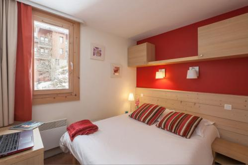 Double Bedroom-Plagne Lauze-Plagne 1800-France
