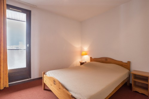 Double Bedroom-Le Schuss-Val Thorens-France