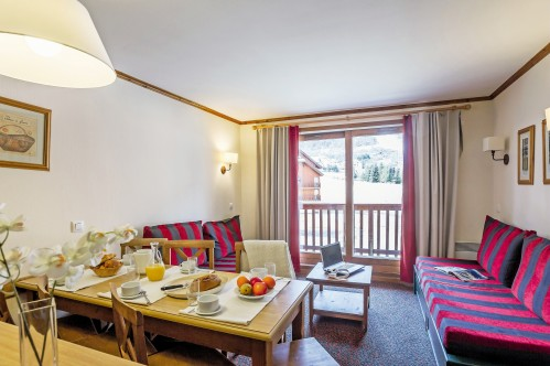 1 Bedroom Apartment - Sleeps 5 - L'Alpaga - Serre Chevalier