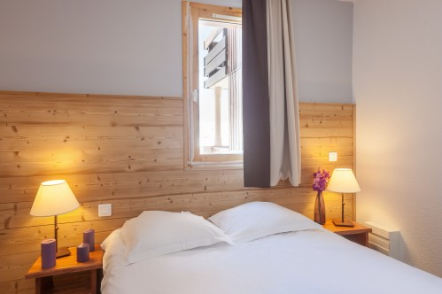 Double Bedroom - Résidence Les Constellations - La Plagne