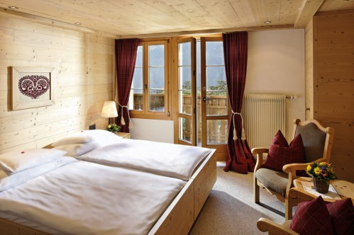 Double Room at Hotel Alpenrose - Wengen - Switzerland