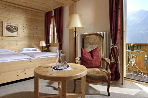 Double Room Superior at Hotel Alpenrose - Wengen - Switzerland