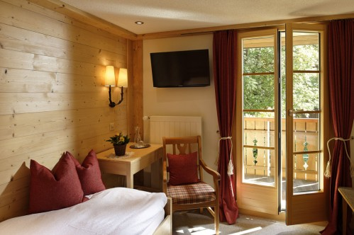 Single Room at Hotel Alpenrose - Wengen - Switzerland