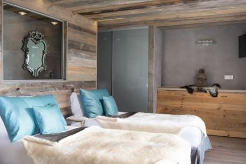 Family suite Hotel les Grands Montets