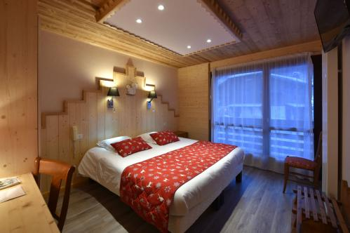 hotel Le Soly - Double bedroom