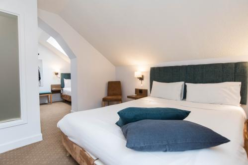 Hote Les Lanchers - Family Room - Chamonix