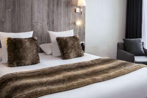 Hotel Le Pic Blanc - Quadruple Bedroom - Alpe d'Huez