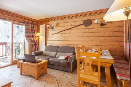 1 Bedroom Apartment - L'Ecrin des Neiges - Tignes