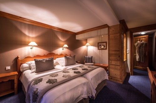 Hotel Christiania - Category B Superior Room  - Val d'Isere