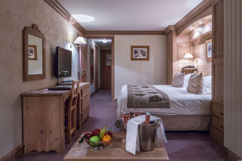 Category-D-room-at-Hotel-Christiania Val d'Isere