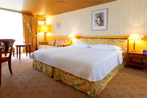 Double Room at Hotel Silberhorn - Wengen - Switzerland