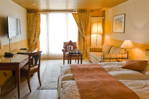 Quad Room - Hotel Silberhorn - Wengen - Switzerland
