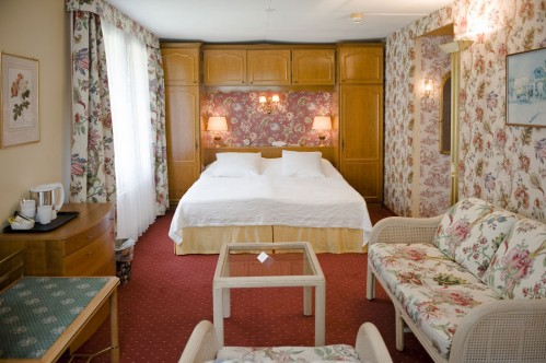 Triple Room at Wengener Hof - Wengen - Switzerland