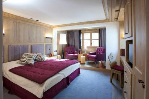 Hotel Junior Suite Renovated Les Peupliers Courchevel