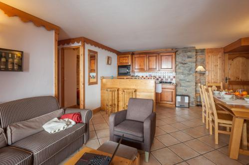 l'ecrin des neiges - 3 bed apartment