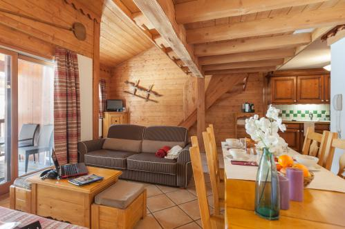 3 bed superior apartment - l'ecrin des neiges