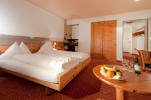 Twin Bedroom - Hotel Sport
