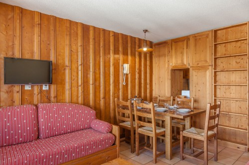 One Bedroom Apartment - Les Balcons de Belle Plagne