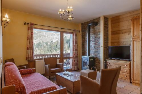 Two Bedroom Apartment - Les Balcons de Belle Plagne