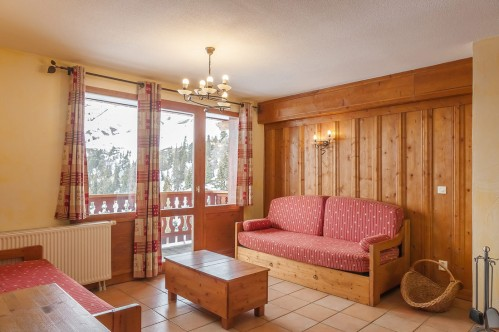 2 Bed Superior Apartment - Les Balcons de Belle Plagne