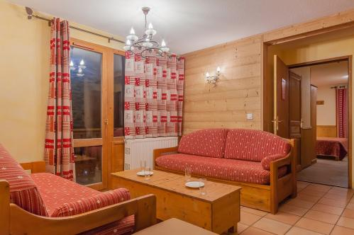 4 Bedroom Apartment - Les Balcons de Belle Plagne