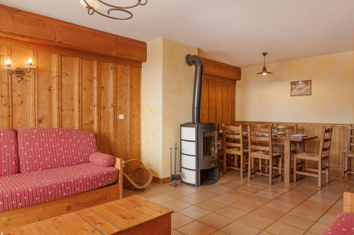 5 Bedroom Apartment - Les Balcons de Belle Plagne