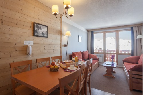 Apartment - Residence les Constellations - La Plagne