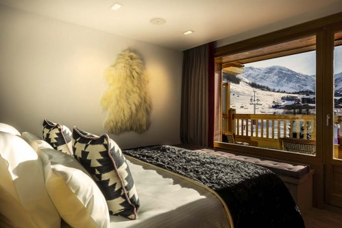Deluxe Room - Le Yule - Val d'Isere