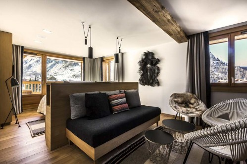 Junior Suite - Le Yule - Val d'Isere