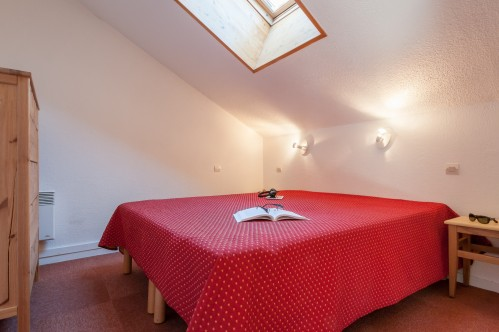 Double Bedroom - Les Ravines - Meribel