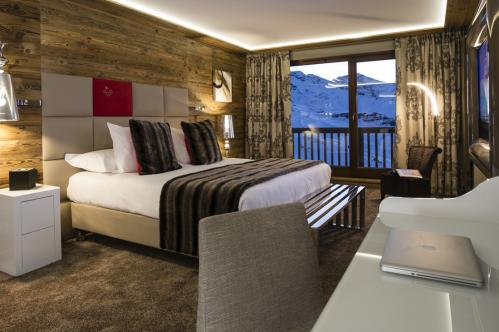 Luxury Room - Hotel Koh-I Nor - Val Thorens