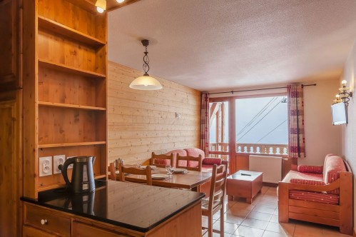 2 Bedroom Apartment - Les Balcons de Val Thorens