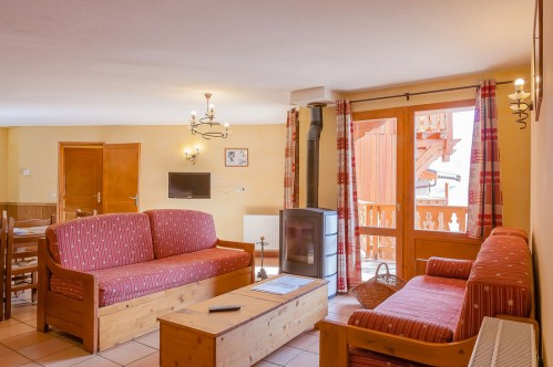 4 Bedroom Superior Apartment - Les Balcons de Val Thorens