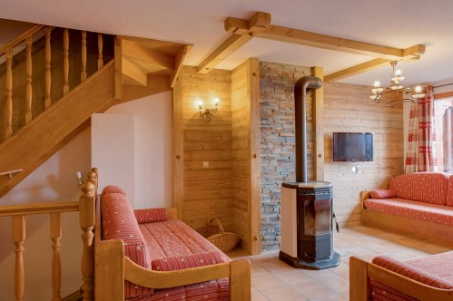 6 Bedroom apartment - Les Balcons de Val Thorens