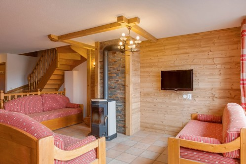8 Bedroom apartment - Les Balcons de Val Thorens