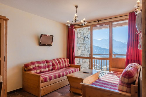 Les Balcons de la Rosiere small apartment