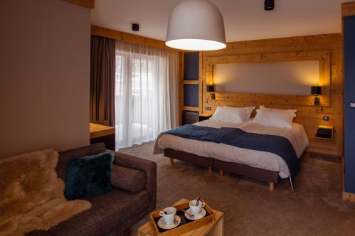 Family room Hotel L'Avancher Val d'Isere