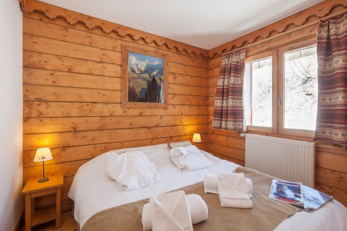 Double Bedroom in an exceptional apartment - L'Ecrin des Neiges
