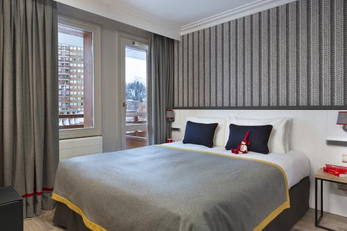Single room at Araucaria Hotel