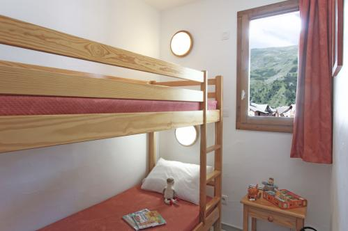 Bunk Beds -  L'Ours Blanc - Valmeinier 1800; Copyright: Odalys