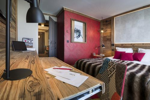 Family room Village Montana tignes