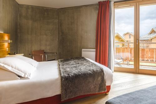 Anova Hotel Montgenevre Junior Suite with Balcony