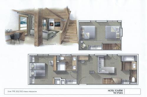 Large Duplex Suite