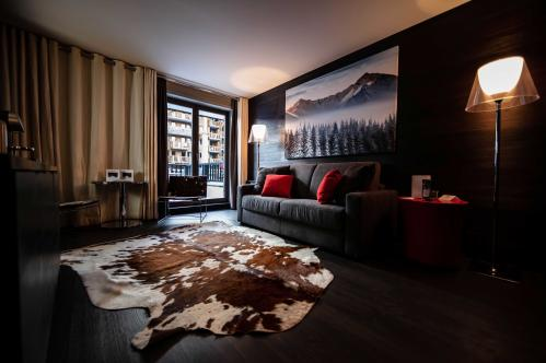 suite avenue lodge val d'isere